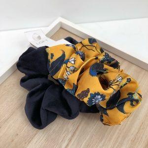 Loft scrunchie set - new
